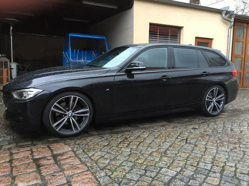 Ride Comfort F30 With 19 Quot Wheels And Eibach Springs