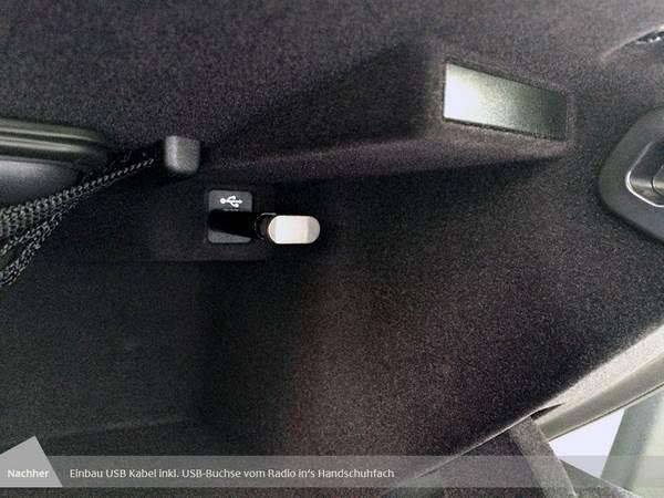 usb buchse im handschuhfach nachr sten. Black Bedroom Furniture Sets. Home Design Ideas