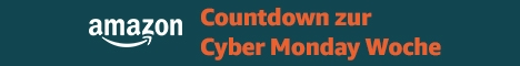 Countdown zur Cyber Monday Week