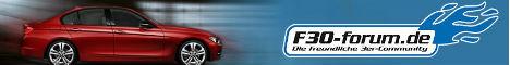 F30 Forum Banner