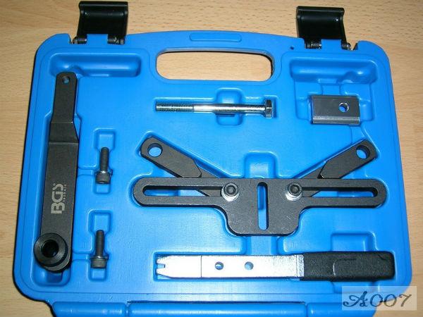 Riemenscheiben Demontage Werkzeug Schwingungsdämpfer für BMW N47 Kurbelwelle