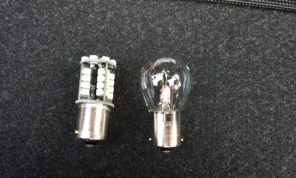 Lampen Bmw E46 : Rückfahrscheinwerfer birnen gegen leds tauschen