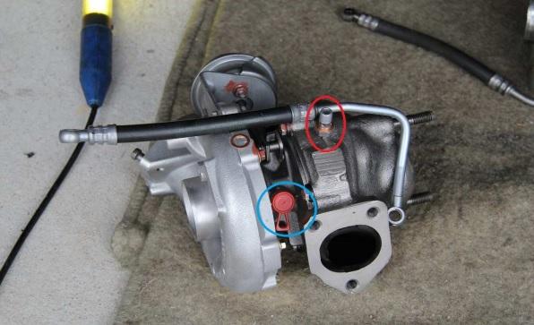 Turbo E46