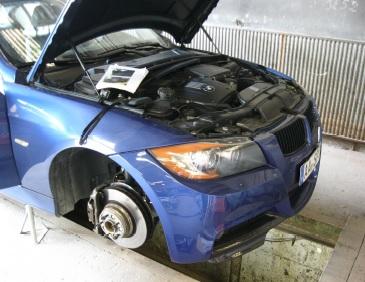 Turbo Wechsel N54 335i