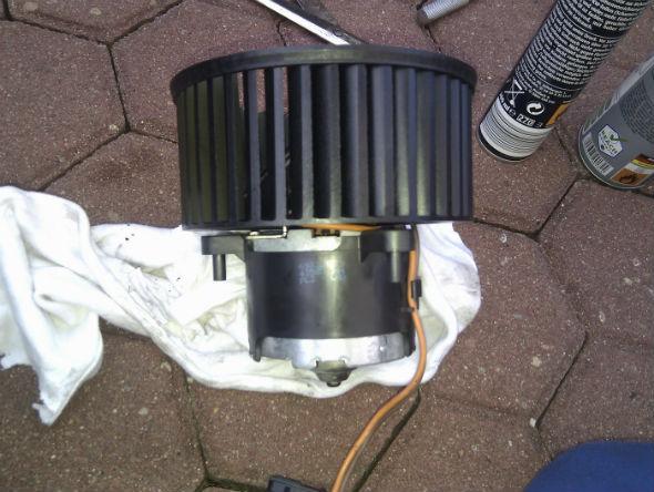Bmw Klimaluefter Quietschen Beseitigen E90 Faq De 6